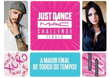 Just Dance MAC Chalenge