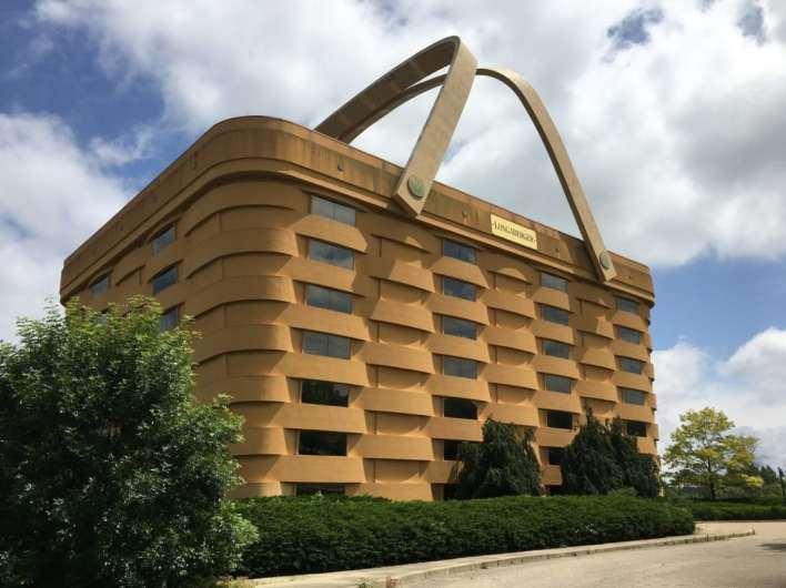 Prédio em forma de cesta: Obras arquitetônicas mais inusitadas do mundo 13