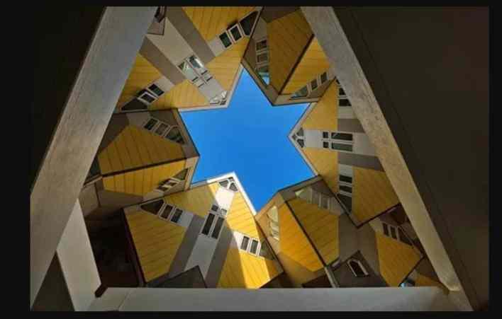 Prédio em forma de cesta: Obras arquitetônicas mais inusitadas do mundo 4