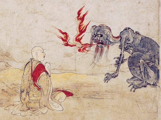 Já ouviu falar na cultura dos fantasmas famintos?