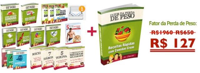 Programa Fator da Perda de peso em promoção!