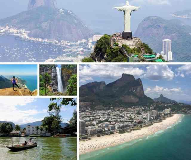 Organize seu Roteiro para o Rio