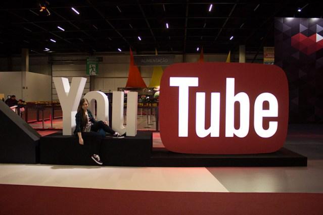 YouTube estará na 12ª edição da Brasil Game Show com estande de 1.000 m²