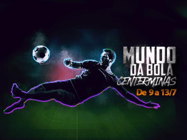SAGA realiza primeira edição do torneio 'Mundo da Bola' em shopping de Belo Horizonte