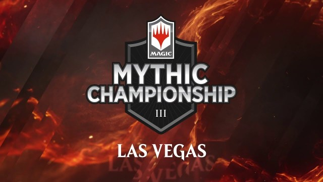 Terceira edição do Mythic Championship: premiação de U$750 mil