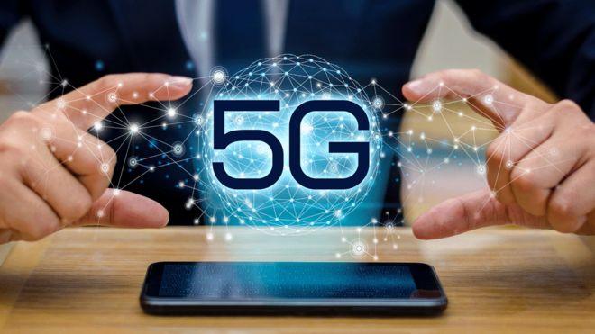 Telefones 5G ultrapassam 4G em 2023