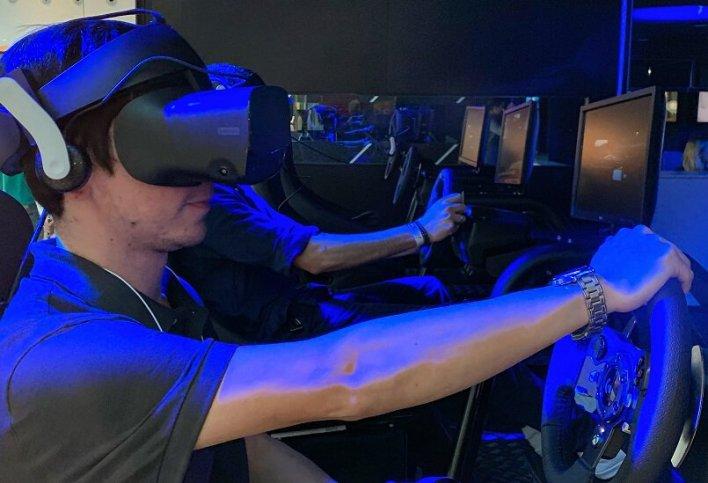 Voyager realidade virtual  inaugura primeira unidade em Curitiba 1