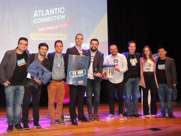 Atlantic Connection 2019 reuniu mais de 250 empresários que buscam o mercado internacional 5