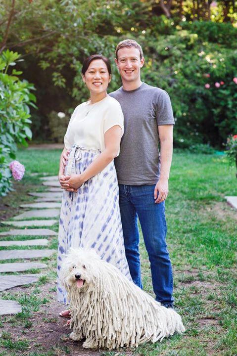 """Mark Zuckerberg bude tátou! Kolik asi jeho mimino nasbírá """"lajků""""?"""