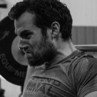 Takhle trénuje superman! Henry Cavill maká jako blázen...