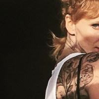 Jak vypadá tetování jehlou? Má ho třeba Aňa Geislerová