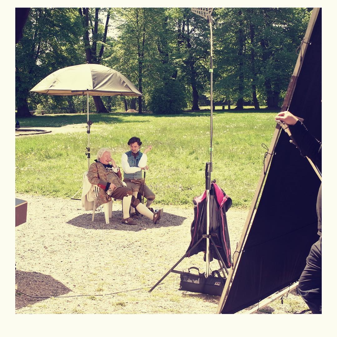 Režisér Snowboarďáků natáčí pohádku s Jirkou Lábusem