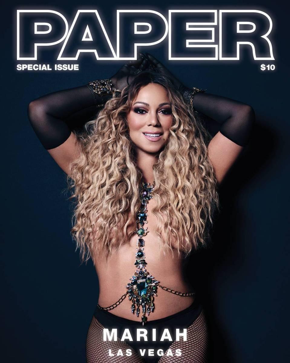 Takhle přece Mariah Carey nevypadá! Ubrala si dvacet let a třicet kilo