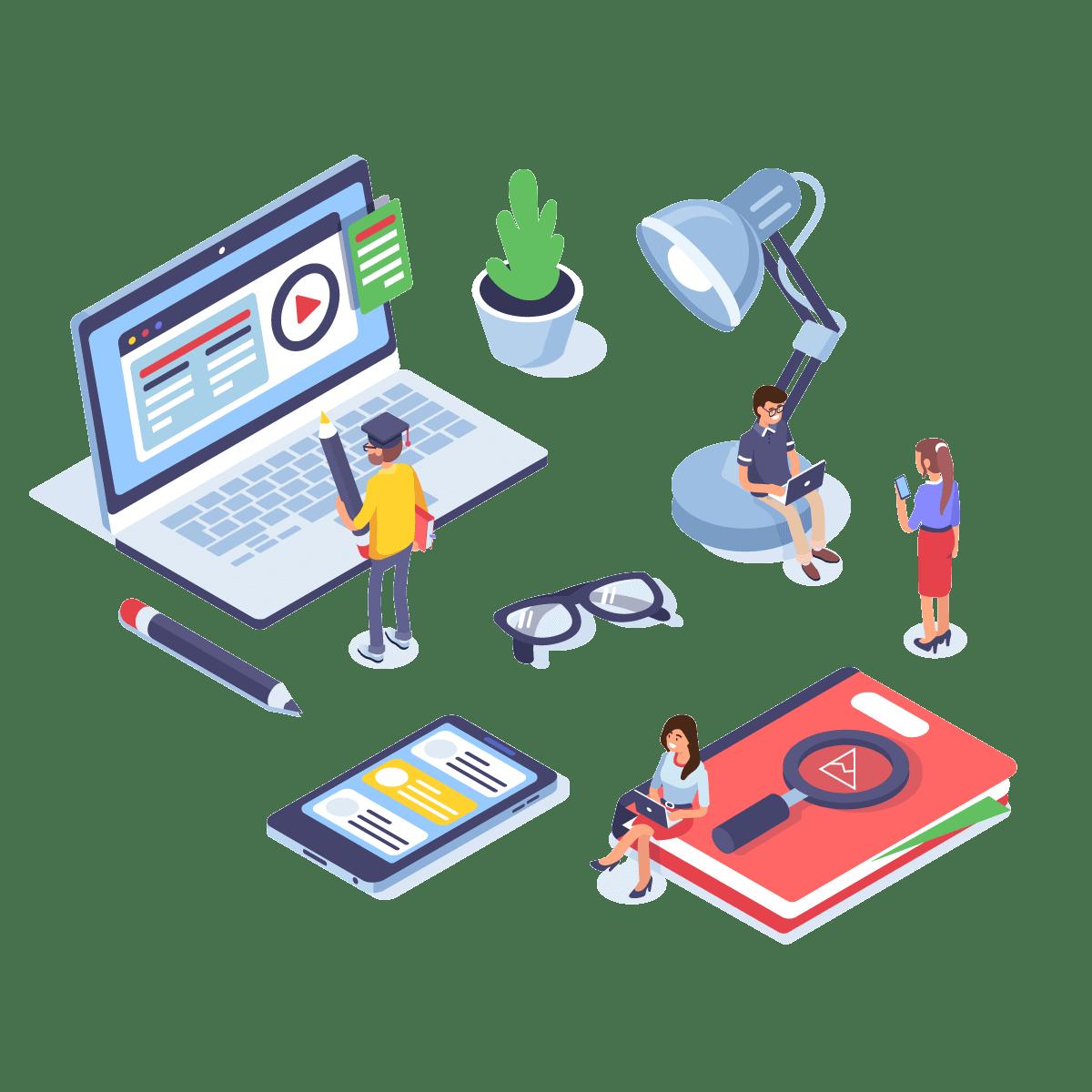 supro creative strategy illustration