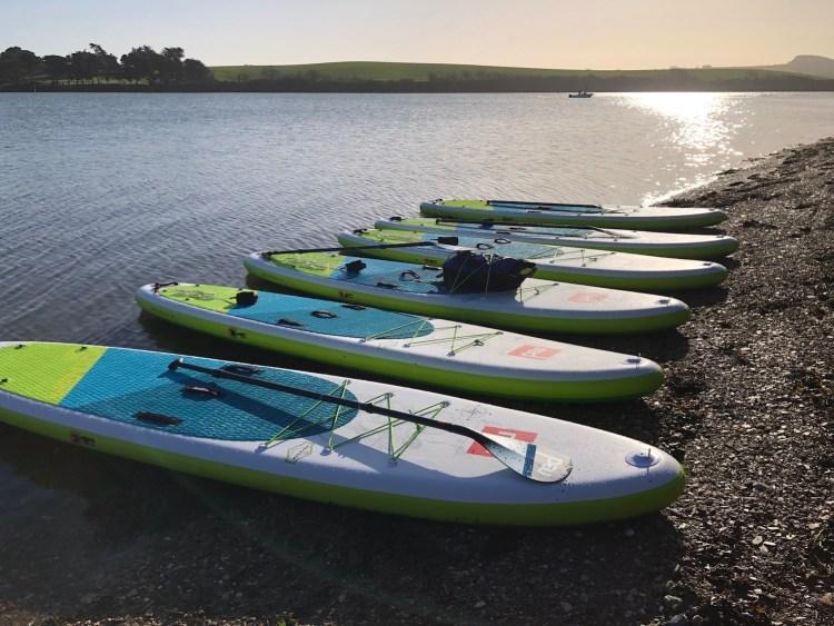 SUP Tour on Salcombe Estuary
