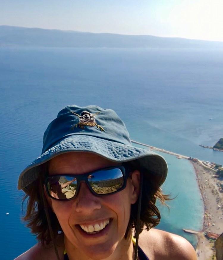 Supwalk owner SUP guide and walking guide Amanda Palmer