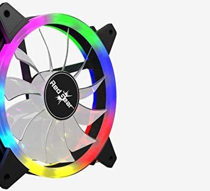 Redgear Turbo F-1 Case Cooling Fan