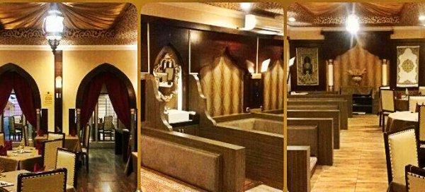 Al Hamra inside