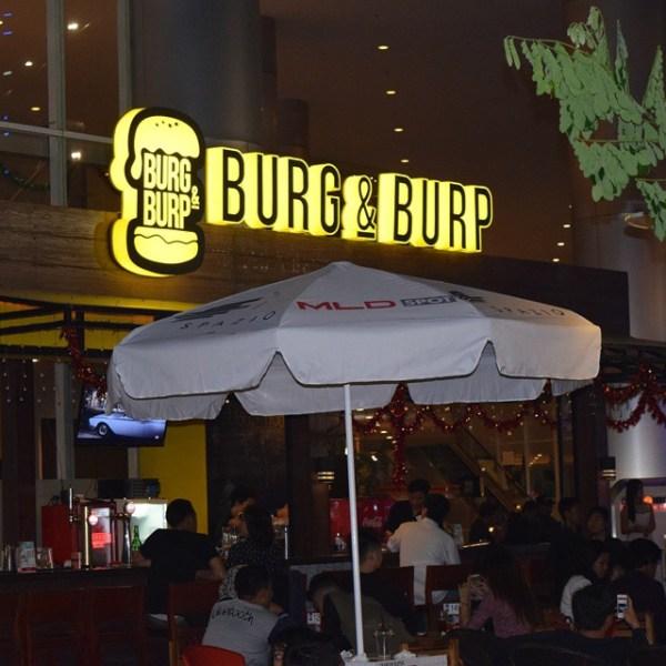 Burp logo