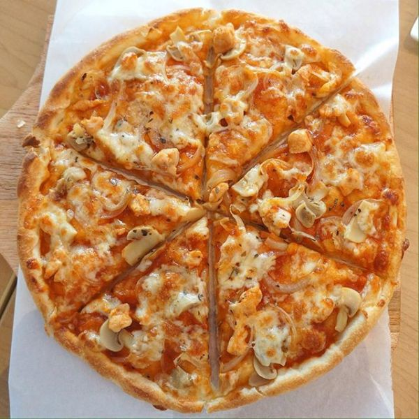 Fruto pizza