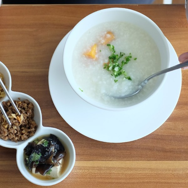 Madame Chang porridge