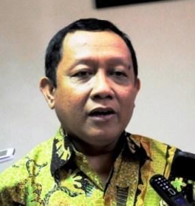 M. Afghani Wardhana selaku Sekretaris Dewan (Sekwan) DPRD Kota Surabaya.