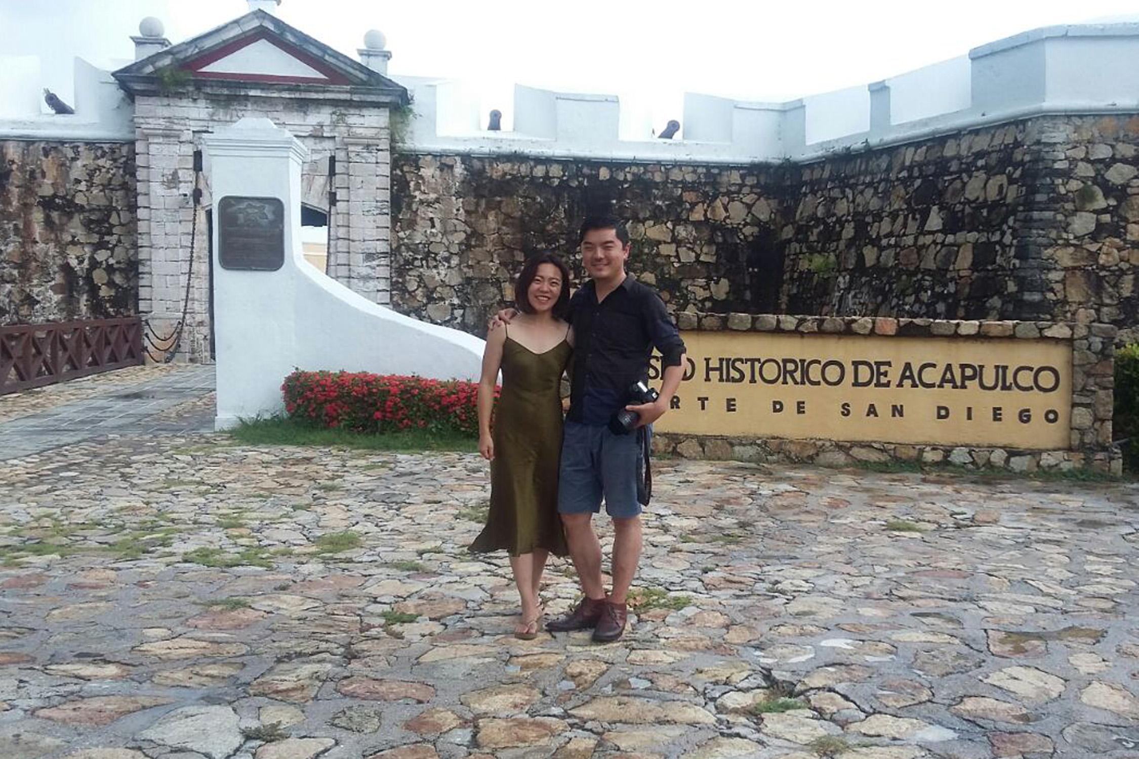 Representantes de la empresa china Kaytrip recorrieron sitios emblemáticos en Acapulco. Se espera que haya visita de turistas asiáticos a partir de  noviembre. El recorrido de los turistas chinos incluirá, luego de tres días de estancia en la Ciudad de México, un día en Taxco y cuatro en Acapulco. Fotos: El Sur