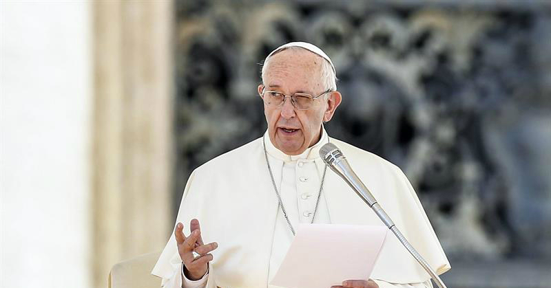 Papa Francisco acepta invitación de AMLO para colaborar en consulta sobre amnistía