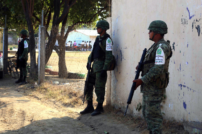 Reinician clases en la telesecundaria de La Frontera; hay vigilancia ...