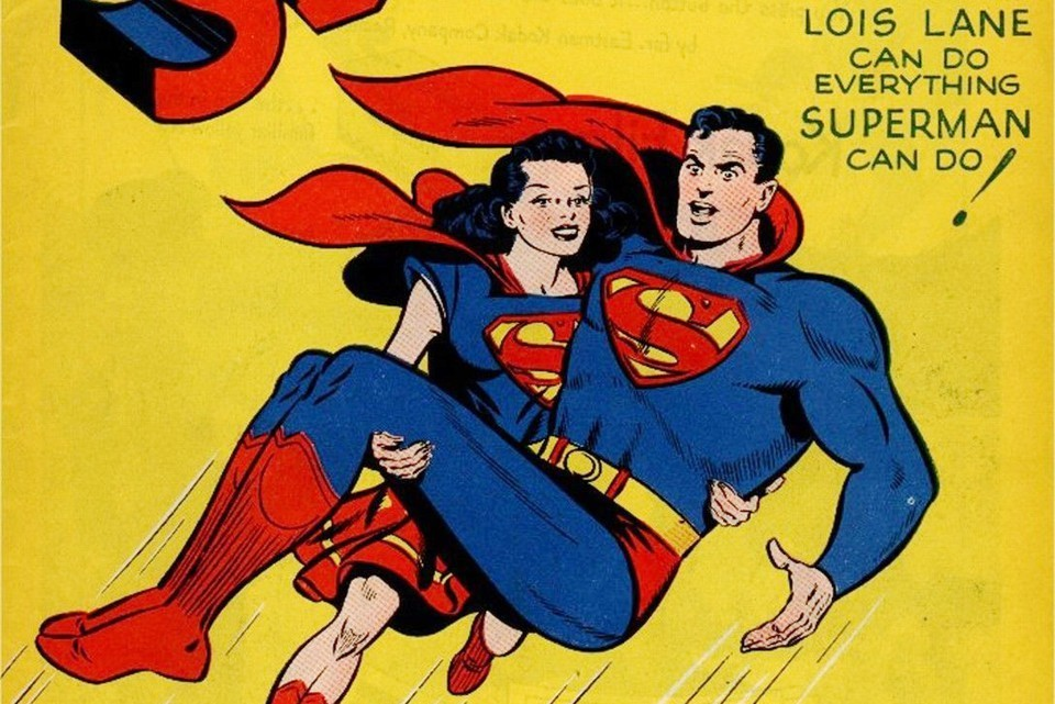 superman 13, SUPERMAN Y LOIS LANE
