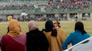 prohibición de mujeres en los estadios de futbol