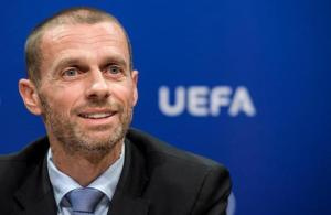 Aleksander Ceferin presidente de la UEFA