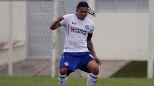 El futbolista Carlos Gullit Peña
