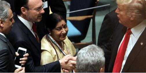 Trump en la ONU llama a