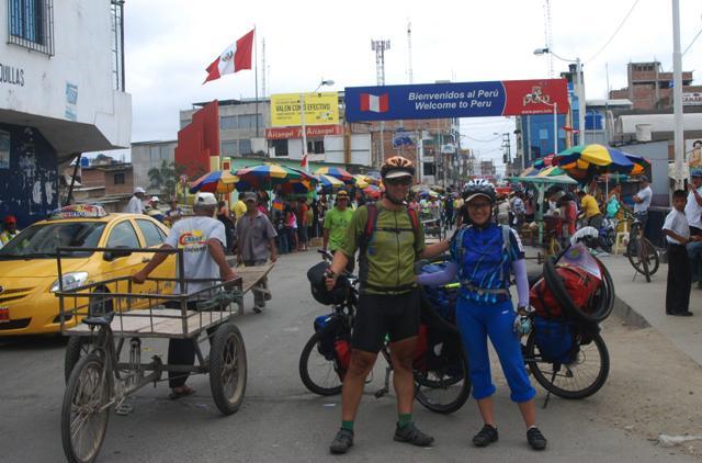 Frontera Ecuador-Perú