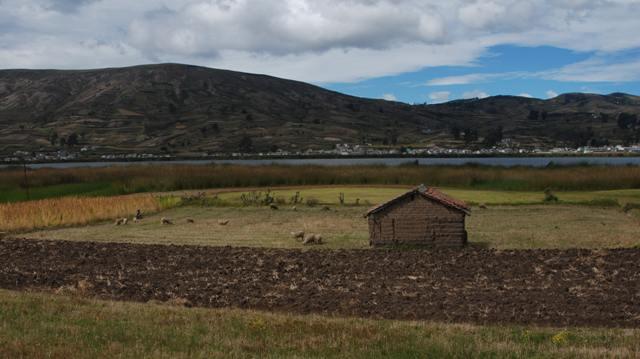 La Laguna de Colta