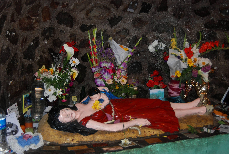 Ermita de la Difunta Correa en San Juan