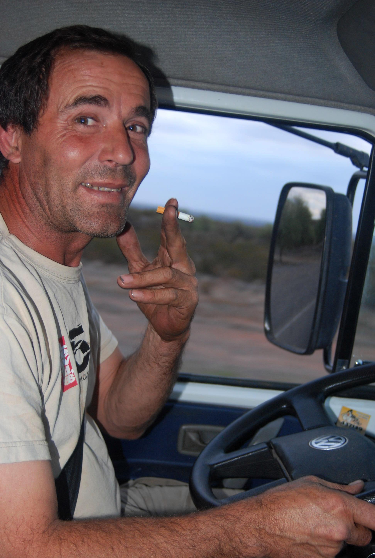 Transportista Hugo Maggi
