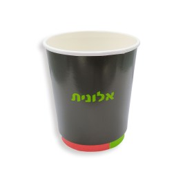 8 Oz Hot Paper Cup (240 ML) – Double Wall