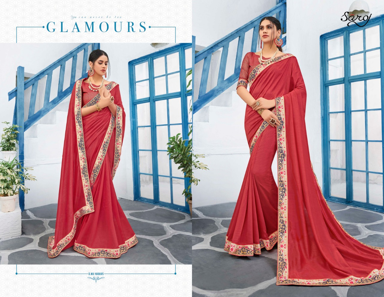 6c8af98f50 DOWNLOAD ZIP · DOWNLOAD PDF saroj presents urvasi Vichitra Silk daily wear  simple border desinger sarees wholesaler