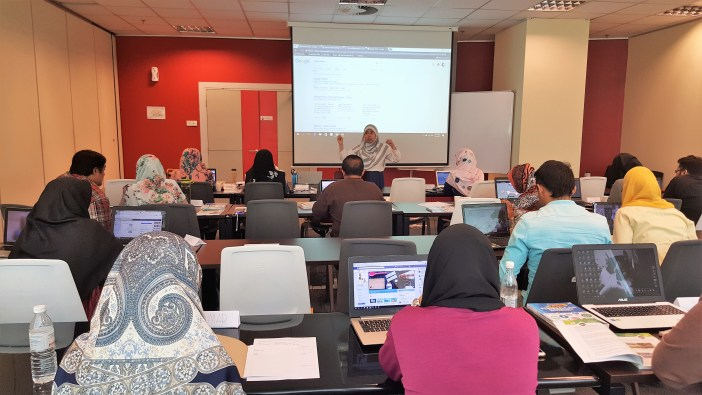 Trainer Online Marketing Malaysia
