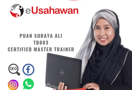 eUsahawan Sign Up