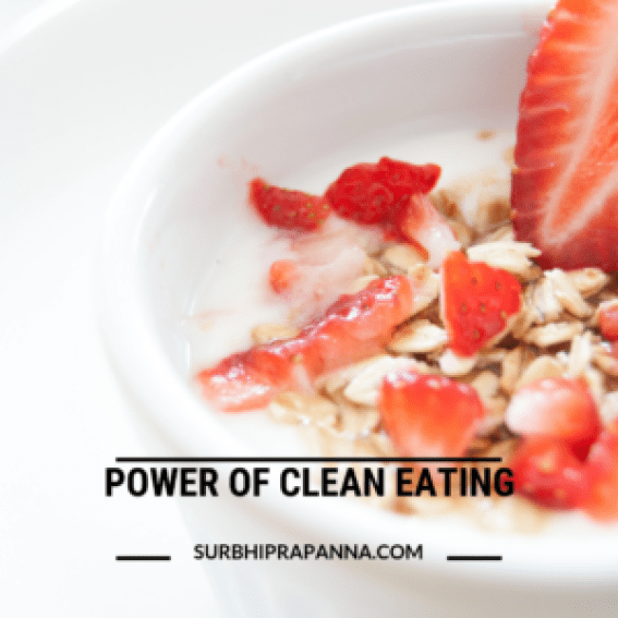 Power of Clean Eating