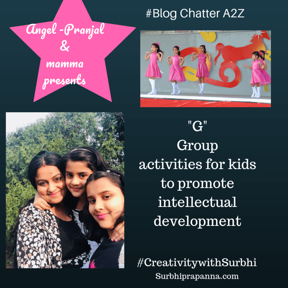 Blogchattera2z G Group Activities To Promote Intellectual