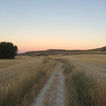 Étape 13 : Hontanas -boadilla del camino