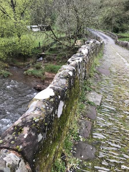 pont pèlerins de conques