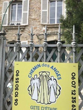 chemin des anges une belle adresse pour pèlerin