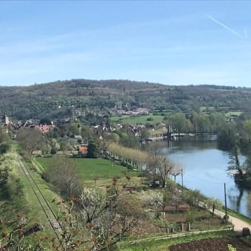 Gréalou-Limogne en Quercy 28 km