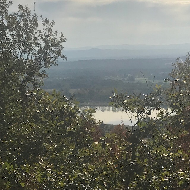 De Montverdun à Saint Georges Hauteville
