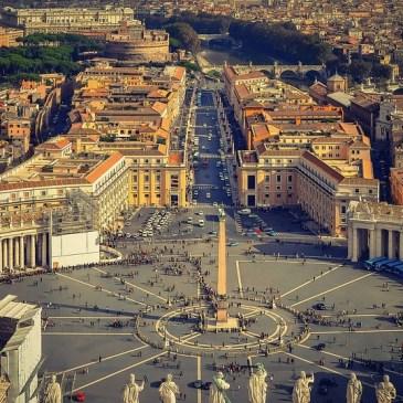 Omnes via Romam perducunt!